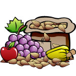 Healthy Gamer Snacks: Fruit and Nuts