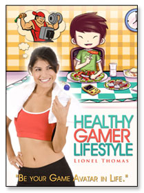 Healthy Gamer Lifestyle Book